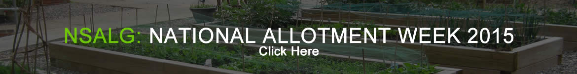 NSALG National Allotments Week