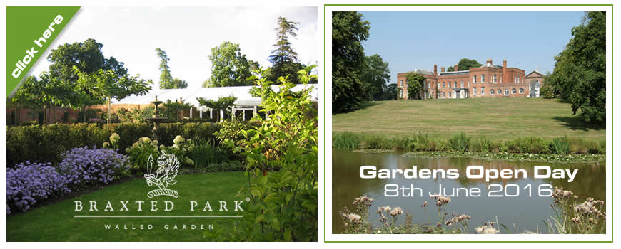 Braxted Park: National Gardens Scheme Open Day